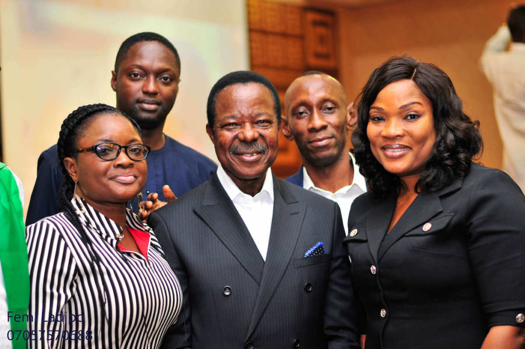 See What KSA (King Sunny Ade) Had To Say About Tinubu On His