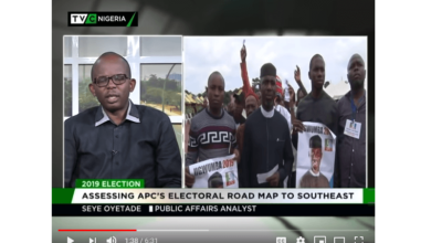 Seye Oyetade Speaks on APC's Roadmap to South-East